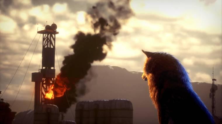 A Werewolf: The Apocalypse - Earthblood lesz Greta Thunberg kedvenc játéka bevezetőkép