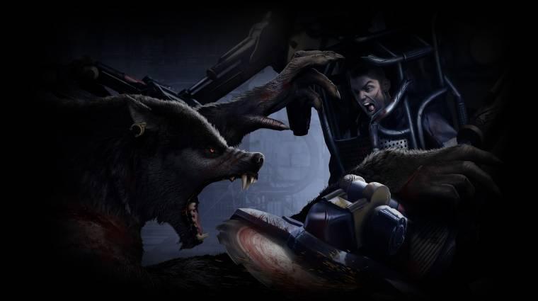 Most megtudhatod, a te gépeden hogy fut majd a Werewolf: The Apocalypse - Earthblood bevezetőkép