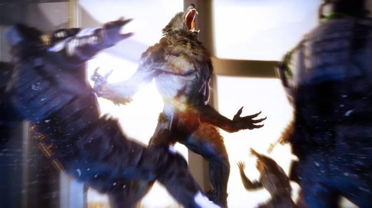Gameplay jelenetekkel megpakolt videón a Werewolf: The Apocalypse - Earthblood bevezetőkép
