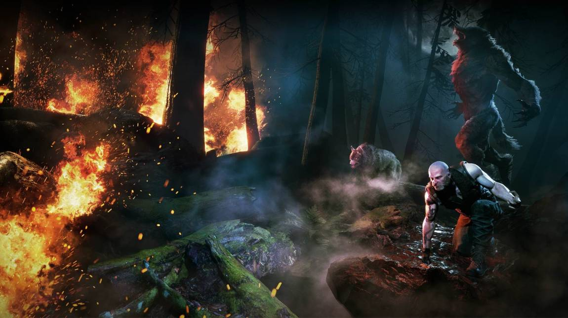 Werewolf: The Apocalypse - Earthblood teszt - fogatlan farkas bevezetőkép