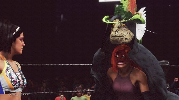 WWE 2K20 - volt, akinek a Sony visszaadta a pénzét bevezetőkép