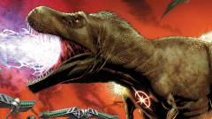 A Marvel Univerzum legelső szuperhőse egy dinoszaurusz volt kép