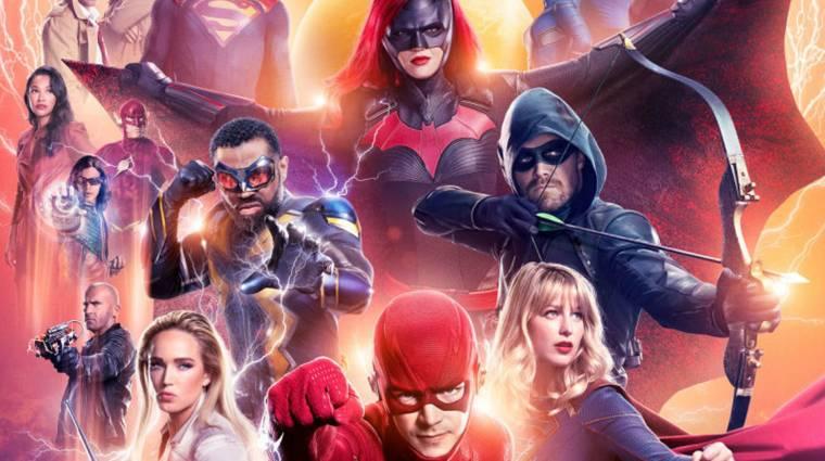 Crisis on Infinite Earths - magyar feliratos előzetesben feszítenek a DC Comics hősei bevezetőkép