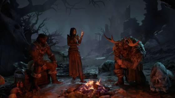 Diablo IV infódoboz