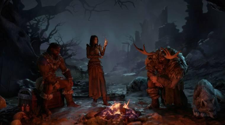 Diablo IV - gyakorlatilag egy osztott világú MMO lesz bevezetőkép