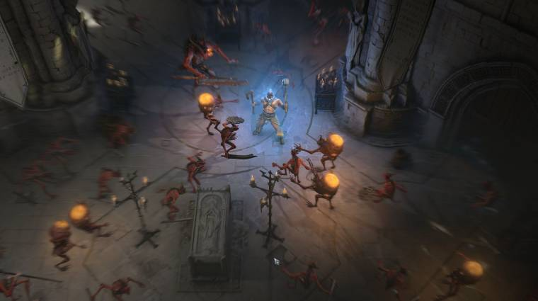 Diablo IV - kerülnek bele mikrotranzakciók, de nem kell rögtön megkövezni a fejlesztőket bevezetőkép