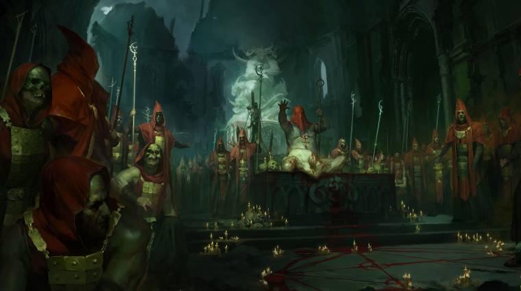 Komolyan átalakítják a Diablo IV irányítását az elődökhöz képest bevezetőkép