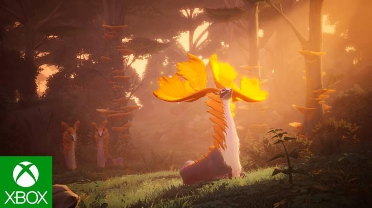 Varázslatos fantáziavilágban játszódik az Everwild, a Rare legújabb játéka bevezetőkép