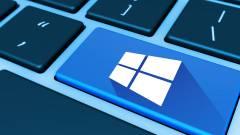 Minden korábbinál gyorsabban települ az októberi Windows 10 frissítés kép