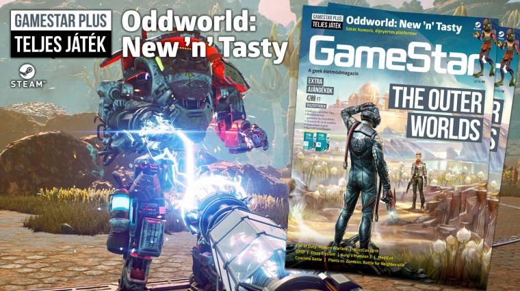 Szuper játékok a 2019/11-es GameStarban bevezetőkép