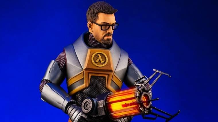 A Half-Life: Alyx miatt Gordon Freeman is visszatér, de nem a játékban bevezetőkép