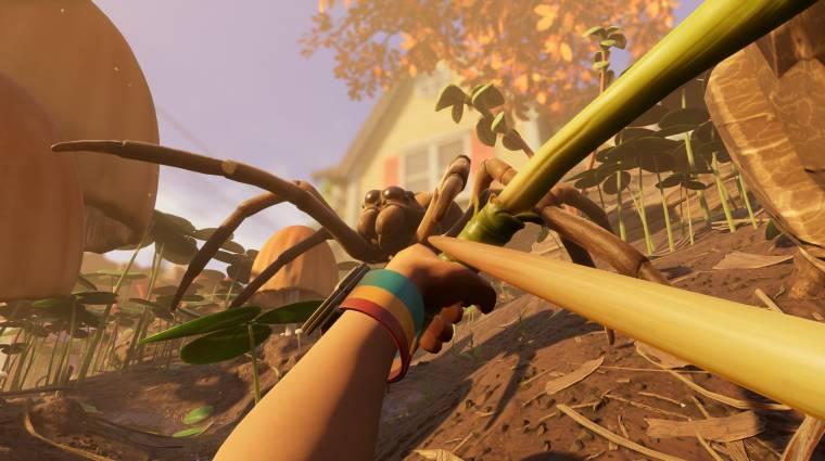 Steamen is tarol a Grounded, az Obsidian túlélőjátéka bevezetőkép