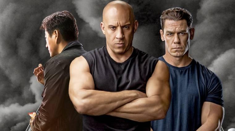 Családban marad: Vin Diesel fia is szerepelni fog a Halálos iramban 9-ben bevezetőkép