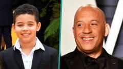 Vin Diesel fia is benne lesz a Halálos iramban 9-ben kép