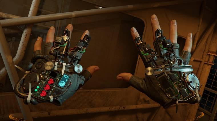 A Valve egészen biztos abban, hogy készül VR-mentes verzió a Half-Life: Alyxből bevezetőkép