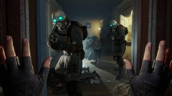 Half-Life: Alyx infódoboz