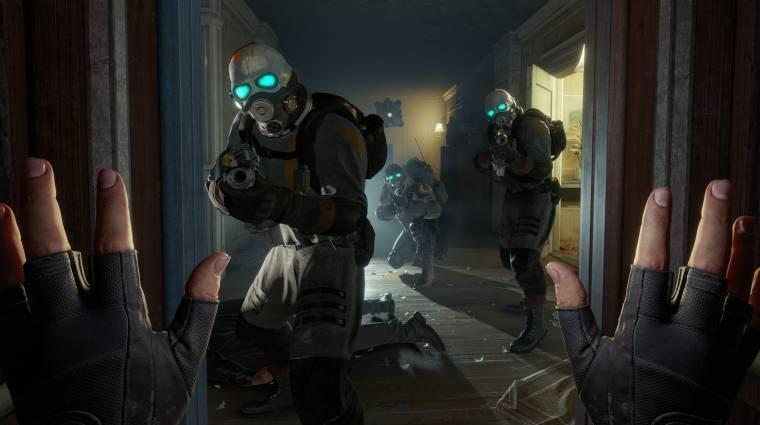 A Half-Life: Alyx fejlesztése már a célvonalban van bevezetőkép
