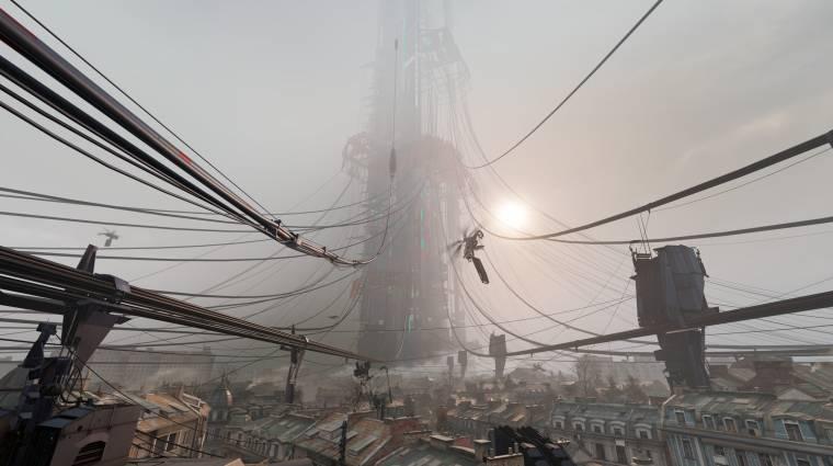A Half-Life: Alyx utolsó jelenete a Half-Life 3 előfutára lehet? bevezetőkép
