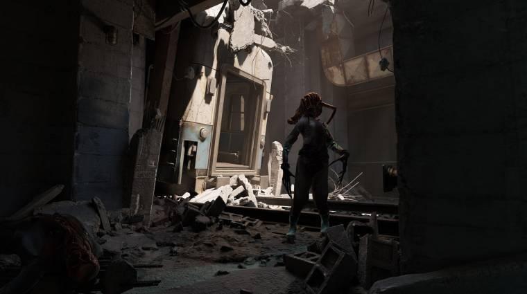 Vegytiszta egyjátékos kaland lesz a Half-Life: Alyx bevezetőkép