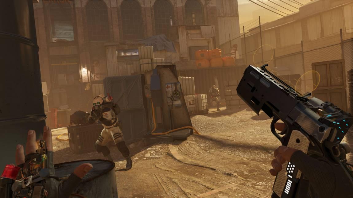 Half-Life: Alyx teszt - a VR még sosem volt ilyen jó bevezetőkép