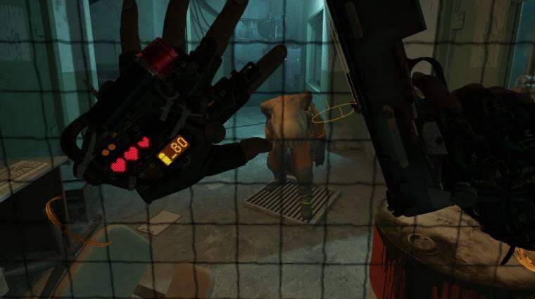Megjelent az első mod, amivel végigjátszható VR nélkül a Half-Life: Alyx bevezetőkép
