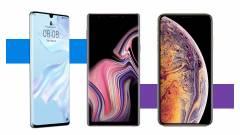 Íme a legmodernebb Huawei okostelefon! kép