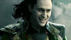 Tom Hiddleston szerint a Loki logója sokat elárul a sorozatról kép