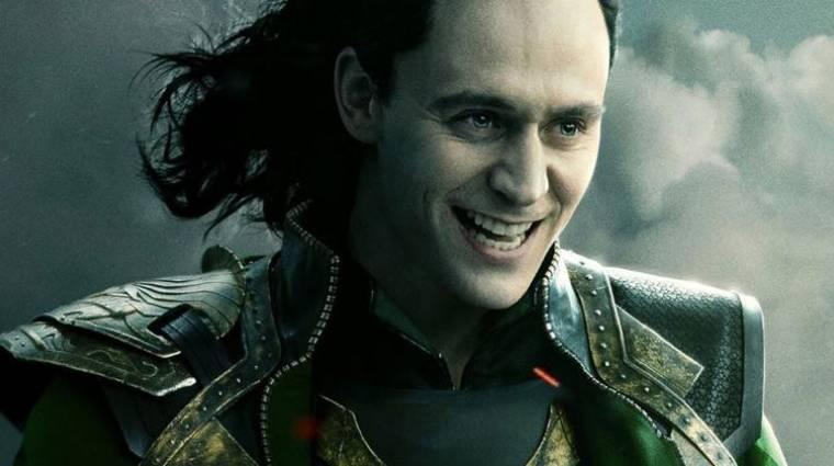Tom Hiddleston szerint a Loki logója sokat elárul a sorozatról bevezetőkép