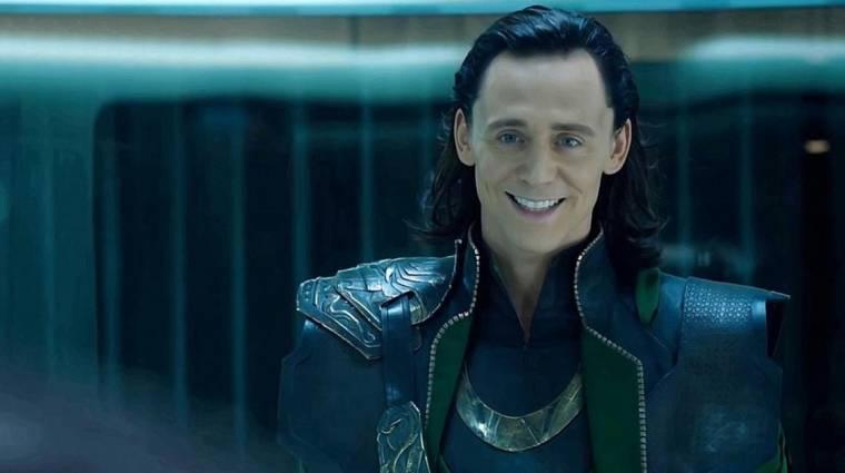 Látványos így készült videót kapott a Loki-sorozat kép
