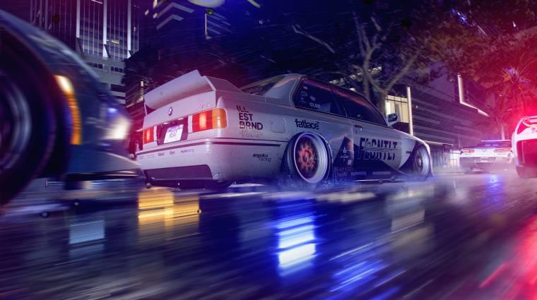 Need for Speed Heat - a 4K-s látványra nem lehet panasz bevezetőkép