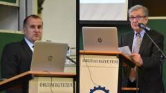 Nemzetközi konferencia a kritikus infrastruktúra védelméről a Bánki Karon kép