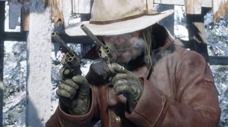 Szavazz: nálad milyen volt a Red Dead Redemption 2 PC-s indulás? bevezetőkép