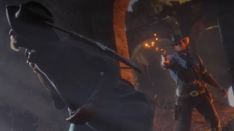 Itt az első Red Dead Redemption 2 patch a PC-s gondokra bevezetőkép