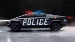 Tesla Cybertruck rendőrautókat akar egy amerikai polgármester kép