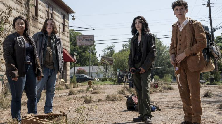 Friss betekintő hangol a The Walking Dead: World Beyond premierjére kép