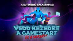 Vedd kezedbe a GameStart és a sorsát! kép