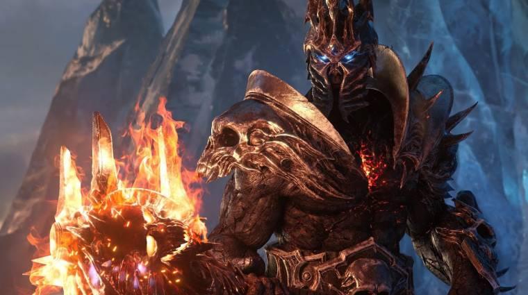 Blizzcon 2019 - bemutatkozott a World of Warcraft: Shadowlands bevezetőkép