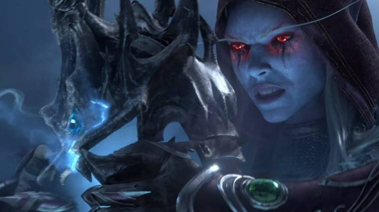 World of Warcraft: Shadowlands - 60-ra csökken a maximális szint, teljesen átalakul a rendszer bevezetőkép