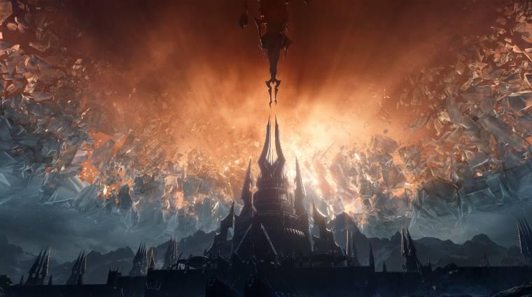 Újjászületést hozott a végítélet - kipróbáltuk a World of Warcraft Shadowlands-et! bevezetőkép