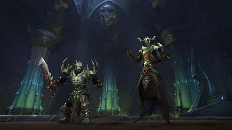 World of Warcraft: Shadowlands - mindenkiből lehet majd Death Knight bevezetőkép
