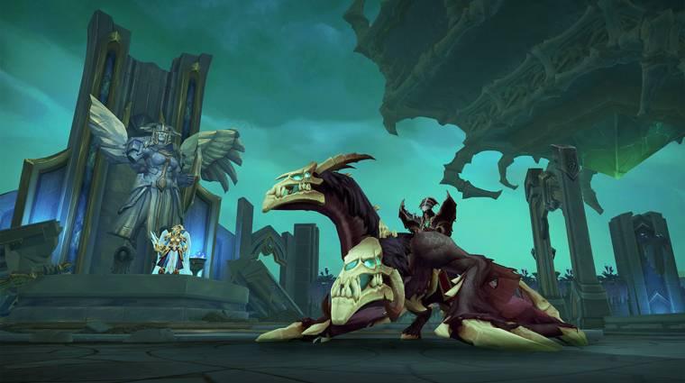 Holnap érkezik a World of Warcraft: Shadowlands pre-patch, így érdemes felkészülni bevezetőkép