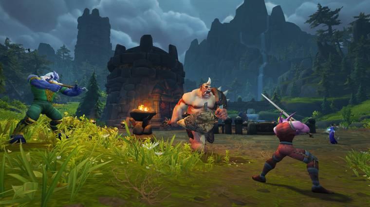 Összeolvasztják a World of Warcraft ritkábban látogatott szervereit bevezetőkép
