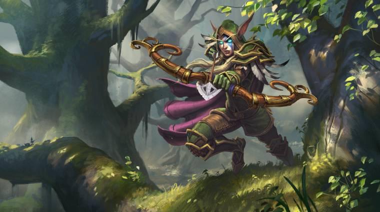 World of Warcraft, God of War és Maneater - ezzel játszunk a hétvégén bevezetőkép