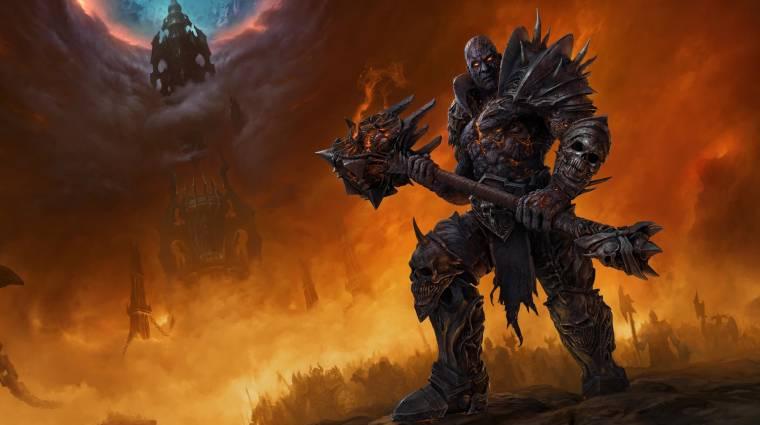 Megvan a World of Warcraft: Shadowlands új megjelenési dátuma bevezetőkép