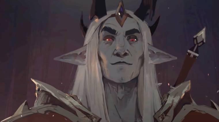 Az utolsó World of Warcraft: Shadowlands - Afterlives kisfilm mind közül a legkegyetlenebb bevezetőkép
