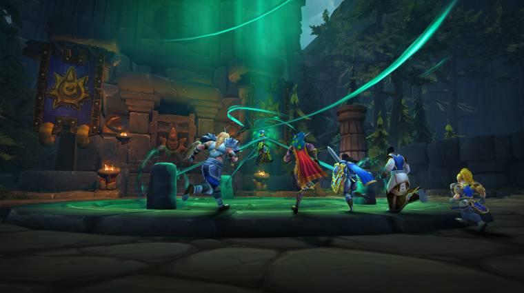 A World of Warcraft: Shadowlands indulása leolvasztotta a szervereket, a Blizzard már dolgozik az ügyön bevezetőkép
