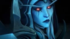 Sylvanas a szükségesnél nagyobb kihívásnak bizonyult a WoW: Shadowlands legújabb raidjében kép