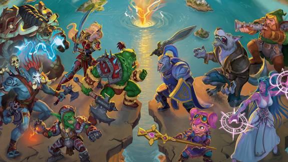 Késik az új World of Warcraft társas, de sokat tudtunk meg róla kép