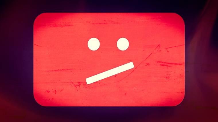 Decembertől bármikor törölheti a fiókodat a YouTube kép