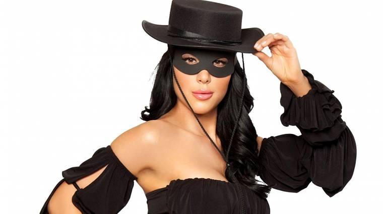 Napi büntetés: készül a Zorro reboot, női főszereplővel bevezetőkép